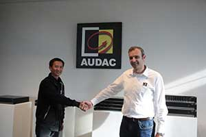 AUDAC DealerDays 2013